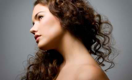 healthy growing hair