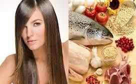 Foods For Faster Hair Growth