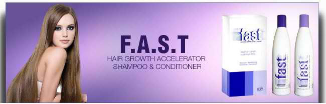 Paraben & SLS Free FAST Shampoo & Conditioner Available in Boots Stores