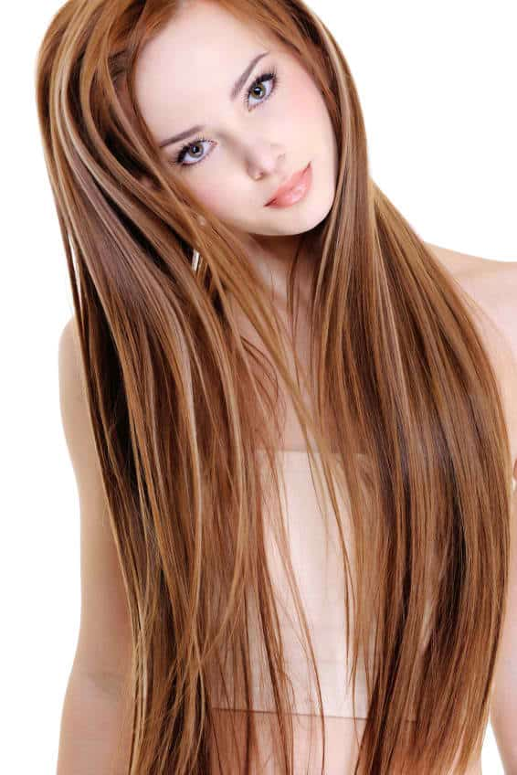 Beautiful Hair Growth Tips